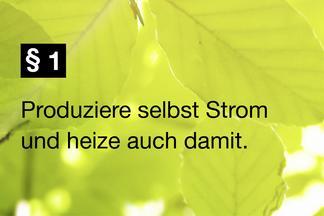 Energiewende Unabhängigkeit Issler Grenzach Wyhlen Bad
